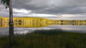 озеро Шерамбай